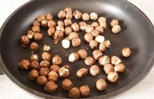Как жарить фундук в духовке в скорлупе