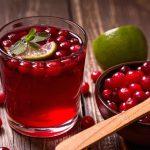 Приготовление клюквенного сока