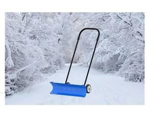 Как сделать лопату для снега