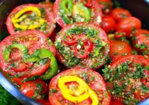 помидоры по итальянски фото видоизменять
