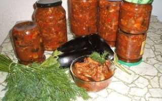 Лечо из баклажан, помидор и перца на зиму: тонкости приготовления и основные рецепты