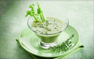 Суп из сельдерея для похудения: отзывы врачей диетологов и результаты