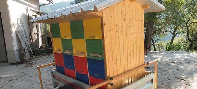 Прицепы для перевозки пчелиных ульев: фото, цены, отличия