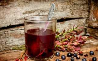 Морс из черники (12 фото): рецепты черничного морса из замороженной и свежей ягоды