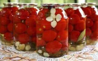 Консервирование помидоров без стерилизации: простые рецепты на зиму