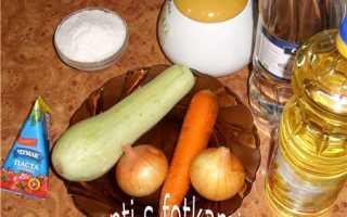 Кабачковая икра на зиму — пошаговый рецепт с фото