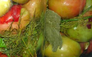 Три способа маринования помидоров