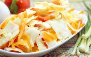 Маринованная капуста быстрого приготовления – Рецепты приготовления маринованной капусты