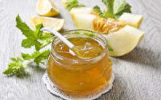Как сварить джем из дыни: заготовка вкусного дынного джема на зиму в домашних условиях