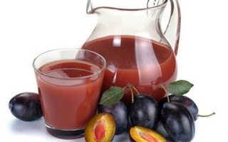 Сок из сливы на зиму через соковыжималку — рецепты приготовления, видео