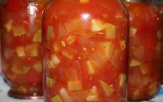 Салат «Анкл Бенс» из кабачков на зиму: 4 рецепта приготовления ( отзывы)
