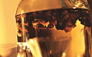 Рецепт домашней настойки на перегородках грецкого ореха