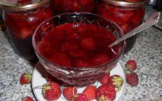 Варенье из клубники с целыми ягодами пошаговый рецепт быстро и просто от Галины Крючковой