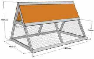 Клетка для кур несушек своими руками: размеры и чертежи, материалы и инструменты, пошаговое изготовление