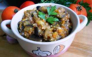 Икра баклажанная жареная – вкуснейший домашний рецепт с фото