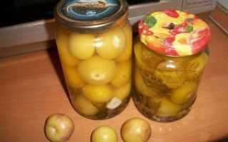 Физалис, маринованный на зиму: 3 рецепта приготовления ( отзывы)