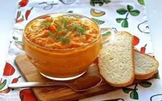 Кабачковая икра с морковью на зиму: лучшие рецепты с фото