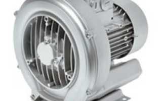 Вихревые воздуходувки: принцип работы и особенности