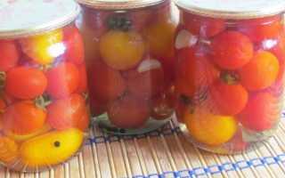 Маринованные помидоры с гвоздикой — Консервирование — Мужской кулинарный форум