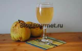 Грушевый сок на зиму: рецепт с фото