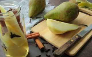 Маринованные груши пошаговый рецепт с картинками