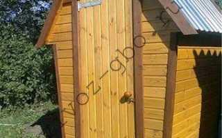 Как почистить уличный туалет на даче своими руками: фото, способы