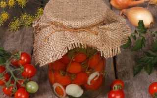 Как солить помидоры черри на зиму: рецепты на литровую банку