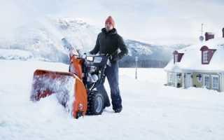 Снегоуборщик из бензопилы своими руками — технология изготовления