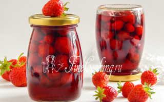 Варенье из клубники без варки ягод: быстрый и простой пошаговый рецепт от Марины Выходцевой