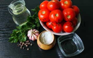 Маринованные помидоры с аспирином на зиму: рецепт с фото, секреты приготовления
