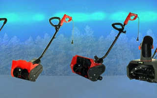 Лопата со шнеком для уборки снега: разновидности, характеристики
