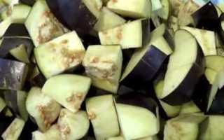 Баклажаны «Как грибы» на зиму: рецепт с фото