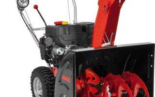 Снегоуборщик бензиновый AL KO SnowLine 620e технические характеристики, цена, отзывы владельцев
