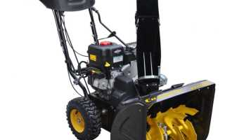 Снегоуборщик бензиновый Champion ST656BS технические характеристики, цена, отзывы владельцев
