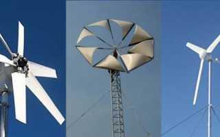 Ветрогенератор энергии своими руками