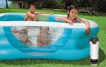 Водонагреватель для бассейна — виды и критерии по выбору