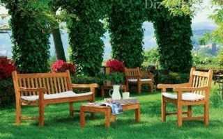 Дизайн и обустройство зоны отдыха на даче: идеи оформления места в саду