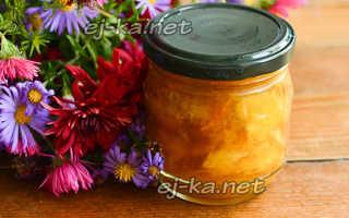 Варенье из слив с апельсином, рецепт самый вкусный пошагово