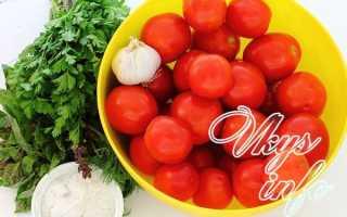 Помидоры по-армянски рецепт с фото