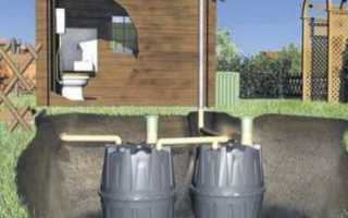 Туалет для дачи без запаха и откачки своими руками