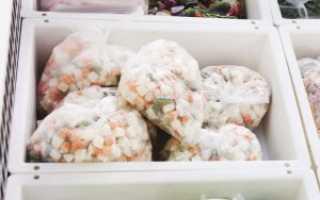 Как правильно заморозить кабачки на зиму в домашних условиях: лучшие рецепты