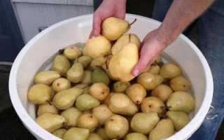 Наливка из груш — вкусно и ароматно!