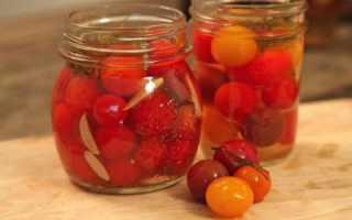 Готовим помидоры на зиму с лимонной кислотой