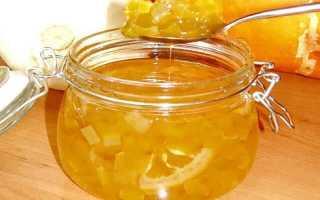 Желе из дыни на зиму: простые рецепты с желатином
