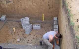 Погреб на даче своими руками пошагово (инструкция с фото)
