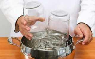 Стерилизация банок в домашних условиях: подготовка банок, как правильно стерилизовать их в домашних условиях?