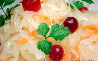 Быстрая засолка капусты в трёхлитровой банке (2 рецепта) — Вкусные рецепты