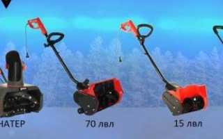 Механическая лопата для уборки снега