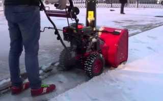 Снегоуборщик Форза (Forza): отзывы