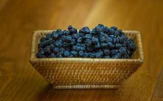 Изюм из черноплодной рябины в домашних условиях — Популярно о здоровье
